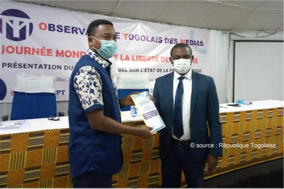 *République Togolaise* : Presse : l'Observatoire Togolais des Médias salue des améliorations et appelle à plus de professionnalisme