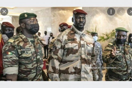 *Savoir News* : Guinée: La junte met à la retraite plus de 40 généraux