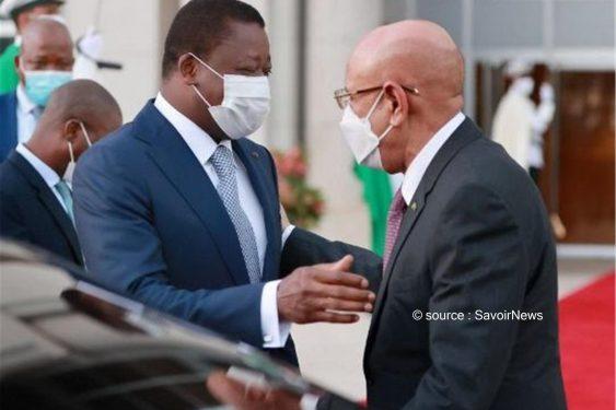 *Savoir News* : Faure Gnassingbéà Nouakchott: Des sujets «d'importance majeure» au menu de la visite