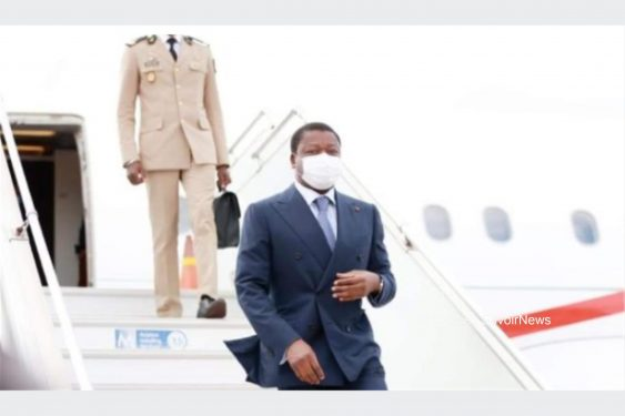 *Savoir News* : Coopération : Faure Gnassingbé en visite officielle à Nouakchott.
