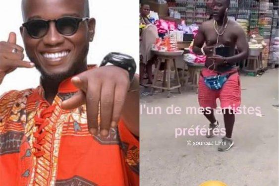 *L-Frii* : Togo : cette vidéo de Prince Mo délirant en pleine rue choque la toile