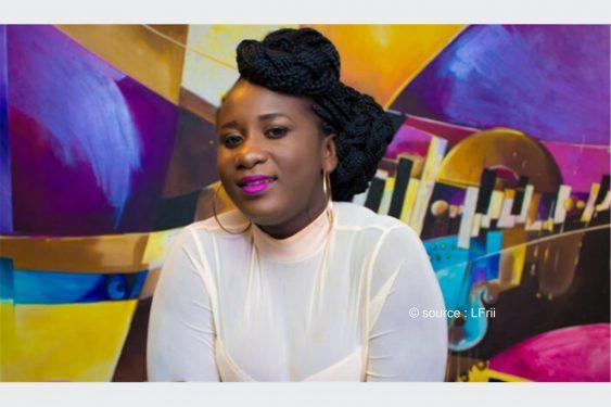 """*L-Frii* : Togo/Victoire Biaku : """"Si je dois faire un vœu aujourd'hui, c'est…"""", l'artiste célèbre un heureux événement"""
