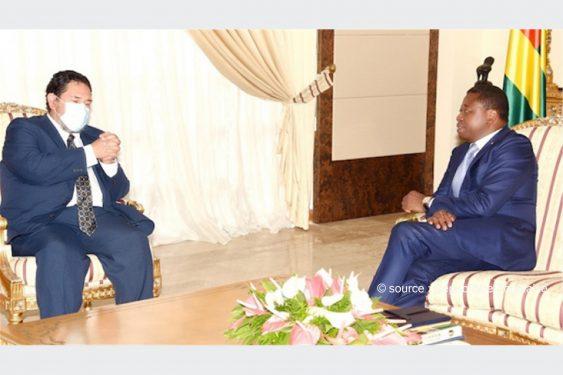 *République Togolaise* : Antônio Carlos De Salles Menezes: « Le Togo va bien avec ses options de politique de développement »
