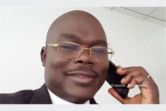 *Savoir News* : L'UPF-Togo plaide pour la «libération provisoire» de Dimas Dzikodo