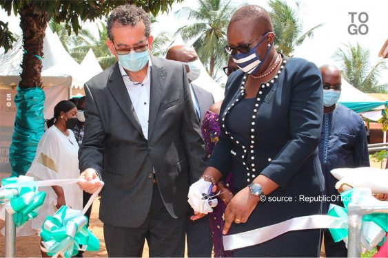 *Republic Of Togo* : L'agriculture togolaise se transforme