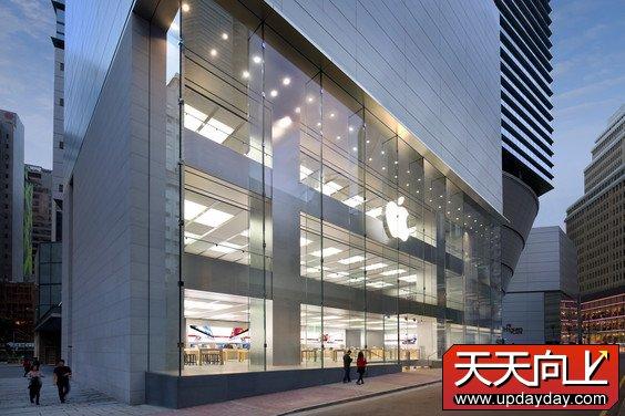 香港三大蘋果專賣店Apple Store地址大全_香港購物_深圳生活網