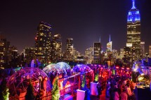 Venue - Rooftop Bar Nyc York' Largest Indoor And