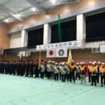 消防出初式からの宮前区賀詞交換会!