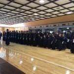第64回 神奈川県銃剣道選手権大会