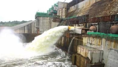 Photo de Eau et énergie: Le barrage de Mekinopérationnel depuis plusieurs mois