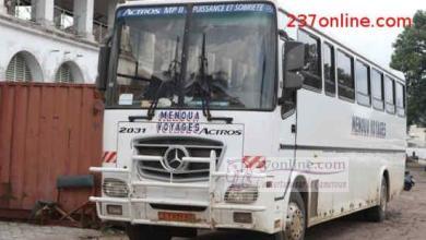 Photo de Cameroun – Axe lourd Douala-Bafoussam: L'agence Menoua voyages fait 16 morts dans un accident