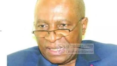 Le gouverneur Naseri Paul Bea