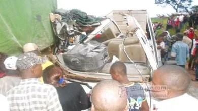 Photo de Cameroun – Route Douala – Bafoussam : 07 morts dans un accident de circulation