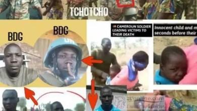 Photo de Cameroun : Trois soldats arrêtés pour soupçons d'assassinat