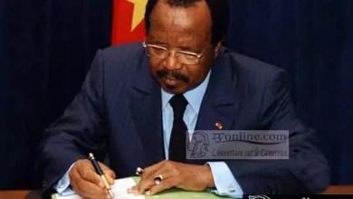 Photo de Cameroun : Les 173 sous-préfets nommés par Paul BIYA
