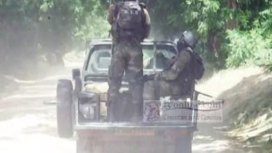 Patrouille contre Boko Haram