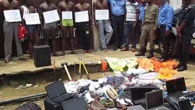Photo of Cameroun : Douala 2ème pris d'assaut par des policiers