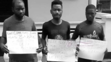 Photo of Cameroun : 4 braqueurs interpellés à Souza