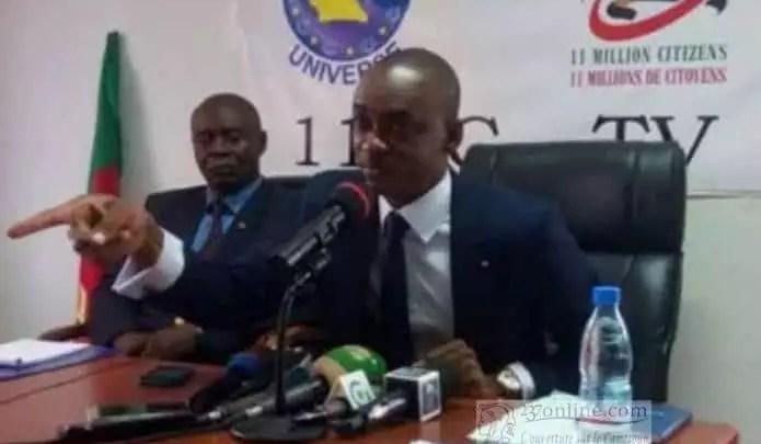 Cabral en conférence de presse
