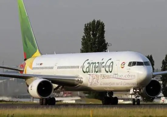 Camair-co du Cameroun