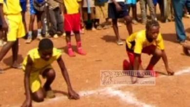 Photo of 1880 athlètes attendus aux 20è Jeux scolaires au Cameroun