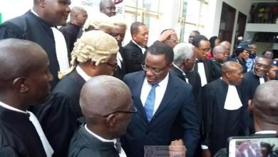 Photo of Présidentielle au Cameroun: le Conseil constitutionnel juge irrecevable un recours de l'opposant Kamto