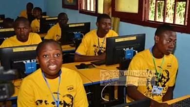 Photo of La Fondation MTN et le MINESEC connectent Loum au Programme Digital Schools