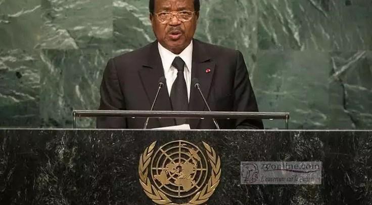 SEM Paul BIYA à l'ONU