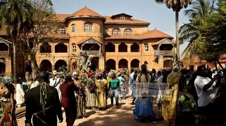 Sultanat à Foumban