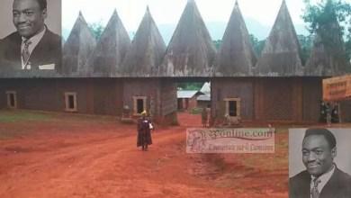 Photo de Reconnaissance : Les Chefs de 3em degré du Groupement Bangou prêtent allégeance au Roi Gambou Kemayou Maurice