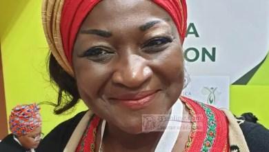 Photo de Cameroun – Célestine Ketcha Courtes : Un contrepoids au président du Sénat