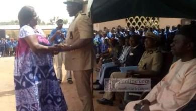 Photo de Lycée Bilingue de Bertoua: L'APEE rétrocède 07 salles de classes à l'État du Cameroun