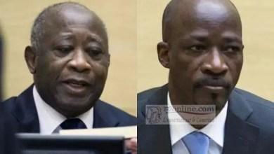 Photo of Laurent Gbagbo et Charles Blé Goudé enfin libérés par la CPI