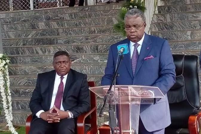 René Sadi: « Le gouvernement camerounais n'as rien contre le MRC de Maurice  Kamto » ( Audio)