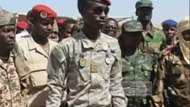 Photo de TCHAD : À 24 Ans, Ousmane Dicki devient le plus Jeune Général de Brigade d'Afrique