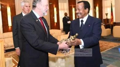 Photo de Diplomatie : Jeu de cache-cache entre Paul Biya et Tibor Nagy