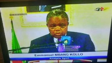 Photo of Le Ministre de la communication du Cameroun change de nom et devient consultant sportif