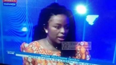 Photo of Cameroun – Anne Biloa Noah: «Sur la base des procès-verbaux à notre disposition c'est Cabral Libii qui a gagné les élections»