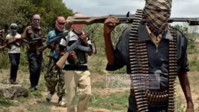 Soldats Boko Haram