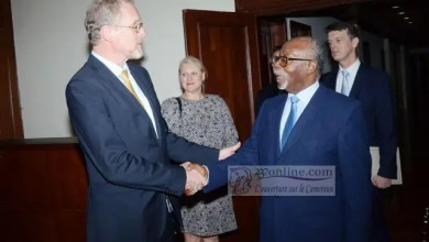 Photo of Hans Peter Schadek (ambassadeur de l'UE): «l'UE est fermement attachée au respect de l'intégrité territoriale du Cameroun