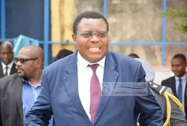 Le ministre Jean de Dieu Momo etait à Info TV