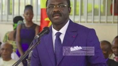 Photo of Cameroun : Narcisse Mouelle Kombi annonce la fermeture provisoire de certains stade dédié à la CAN 2021