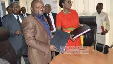 Photo of Accord entre UBA Cameroon et la Mairie de Douala ll
