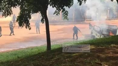Photo of Cameroun : nouvel affrontement entre la police municipale et les mototaximen à Yaoundé