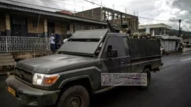 Photo of Cameroun: forte présence militaire à Buea ce mardi