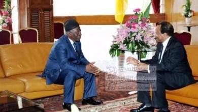 Photo of Dialogue inclusif-Les émissaires du Président: JohnFru Ndi pour le fédéraliste