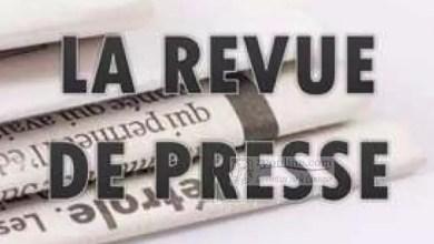 Photo of Les sujets politiques dominent la Une des journaux ivoiriens