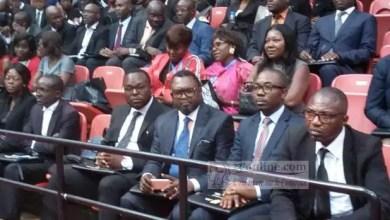Des avocats camerounais
