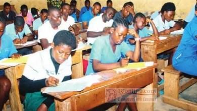 Photo de Début des épreuves écrites du BEPC en Côte d'Ivoire
