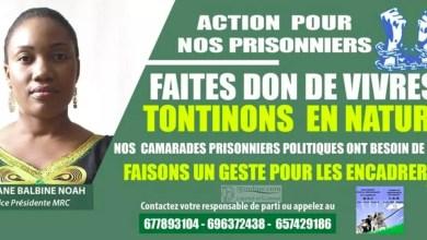Photo of Cameroun : L'opération «tontinons en nature» du MRC interdite à l'Extrême-Nord